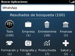Instala las aplicaciones - BlackBerry Curve 9320 - Passo 12