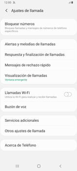 Cómo bloquear llamadas - Samsung Galaxy A12 - Passo 5
