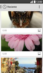 Envía fotos, videos y audio por mensaje de texto - LG L70 - Passo 14