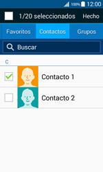 Envía fotos, videos y audio por mensaje de texto - Samsung Galaxy Core Prime - G360 - Passo 7