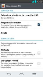 Comparte la conexión de datos con una PC - LG G2 - Passo 6