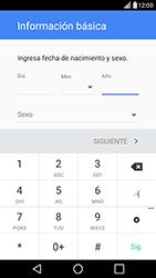 Crea una cuenta - LG G5 - Passo 6