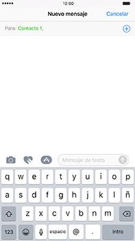 Envía fotos, videos y audio por mensaje de texto - Apple iPhone 7 Plus - Passo 6