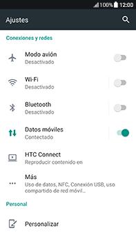 Configura el Internet - HTC U11 - Passo 4