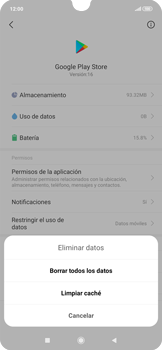 Limpieza de aplicación - Xiaomi Redmi Note 7 - Passo 5