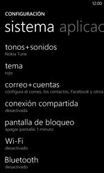 Activa o desactiva el uso del código de seguridad - Nokia Lumia 720 - Passo 3