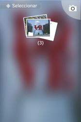 Envía fotos, videos y audio por mensaje de texto - Motorola MotoSmart Me  XT303 - Passo 14