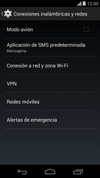 Desactiva tu conexión de datos - Motorola Moto G - Passo 4