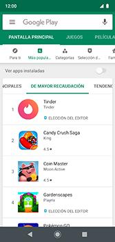 Instala las aplicaciones - Motorola Moto G7 Plus - Passo 7
