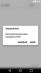 Configura el WiFi - LG X Power - Passo 4