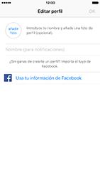 Configuración de Whatsapp - Apple iPhone 7 - Passo 11
