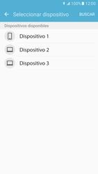 Transferir fotos vía Bluetooth - Samsung Galaxy S7 - G930 - Passo 12