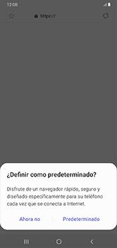 Limpieza de explorador - Samsung Galaxy A10 - Passo 5
