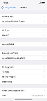 Actualiza el software del equipo - Apple iPhone XS Max - Passo 5
