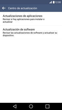 Actualiza el software del equipo - LG V10 - Passo 8
