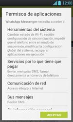 Instala las aplicaciones - LG Optimus L7 - Passo 17