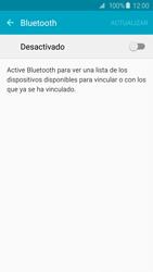 Conecta con otro dispositivo Bluetooth - Samsung Galaxy S6 Edge - G925 - Passo 5