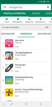 Instala las aplicaciones - Samsung A7 2018 - Passo 8