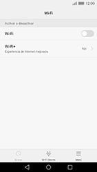 Configura el WiFi - Huawei Cam Y6 II - Passo 4