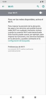 Configura el WiFi - Motorola One Zoom - Passo 6