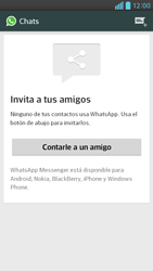 Configuración de Whatsapp - LG Optimus G Pro Lite - Passo 10