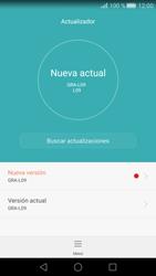 Actualiza el software del equipo - Huawei P8 - Passo 7