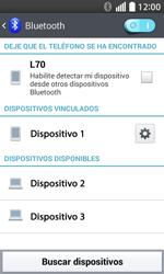 Conecta con otro dispositivo Bluetooth - LG L70 - Passo 9
