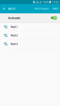 Configura el WiFi - Samsung Galaxy J7 - J700 - Passo 6