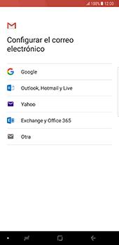 Configura tu correo electrónico - Samsung Galaxy Note 8 - Passo 8
