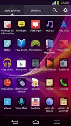 Envía fotos, videos y audio por mensaje de texto - LG G Flex - Passo 2