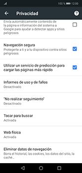 Limpieza de explorador - Huawei P20 Lite - Passo 8