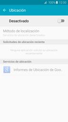 Uso de la navegación GPS - Samsung Galaxy S6 - G920 - Passo 19