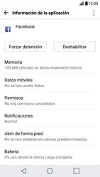 Limpieza de aplicación - LG X Cam - Passo 5