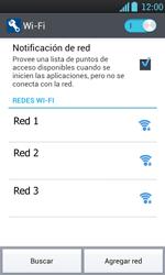 Configura el WiFi - LG Optimus L7 - Passo 6