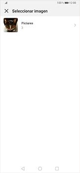 Cómo enviar un correo electrónico - Huawei P30 Pro - Passo 13