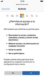 Configura tu correo electrónico - Apple iPhone 8 - Passo 9