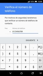 Crea una cuenta - HTC One A9 - Passo 6
