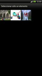 Envía fotos, videos y audio por mensaje de texto - HTC ONE X  Endeavor - Passo 15