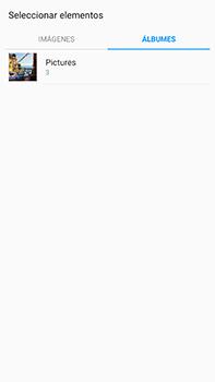 Envía fotos, videos y audio por mensaje de texto - Samsung Galaxy A7 2017 - A720 - Passo 13