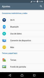 Configura el WiFi - Sony Xperia XZ Premium - Passo 4