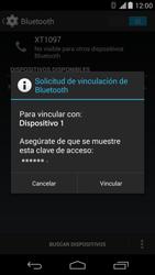 Conecta con otro dispositivo Bluetooth - Motorola Moto X (2a Gen) - Passo 7