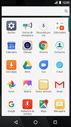 ¿Tu equipo puede copiar contactos a la SIM card? - LG K8 (2017) - Passo 3