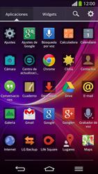 ¿Tu equipo puede copiar contactos a la SIM card? - LG G Flex - Passo 3