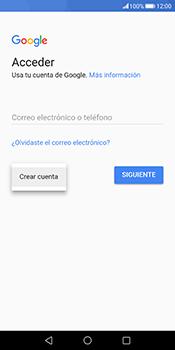 Crea una cuenta - Huawei Mate 10 Pro - Passo 3