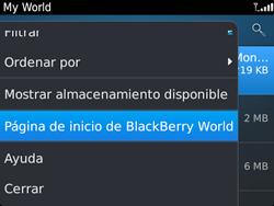 Instala las aplicaciones - BlackBerry Bold 9720 - Passo 27