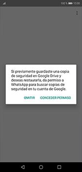 Configuración de Whatsapp - Huawei P20 - Passo 12
