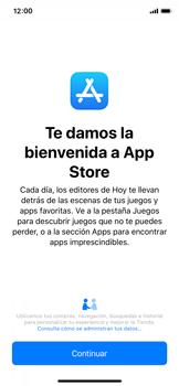 Instala las aplicaciones - Apple iPhone XS - Passo 3