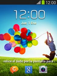 Bloqueo de la pantalla - Samsung Galaxy Pocket Neo - S5310L - Passo 4