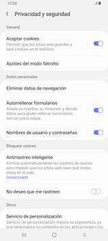 Limpieza de explorador - Samsung Galaxy A80 - Passo 9