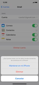 Cómo realizar una copia de seguridad o restaurar contactos - Apple iPhone 11 Pro - Passo 8